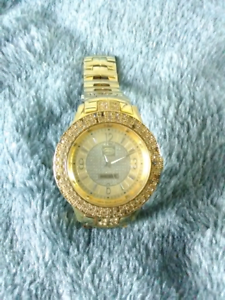 Marc Ecko Gold Plated Watch
