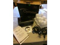 Optima EP720i projector very good condition