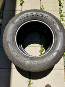 18 inch tires