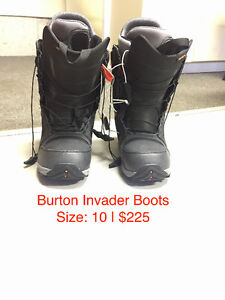 Snowboard Equipment - Boots, Boards and Bindings! Strathcona County Edmonton Area image 2