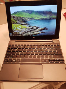 """[2017] Acer 10.1"""" touch screen laptop & detachable keyboard OBO"""