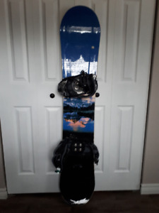 Transition 157 Snowboard