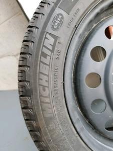 Michelin Winter tires for Hyundai Elantra 2017