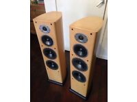 Various high end Hifi amplifiers speakers turntables CD players