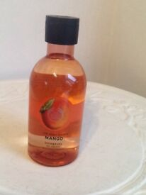 🎄🛀Body Shop mango shower gel 250 ml brand new