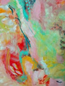 Acrylic Abstract Painting worshop
