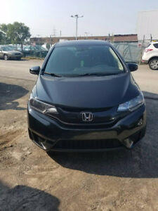 Honda Fit LX 2015 en excellente condition !!!