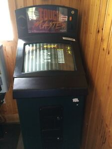 UPRIGHT VIDEO MACHINE FOR SALE