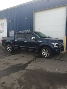 2015 Ford F-150 SuperCrew Pickup Truck 4x4