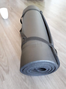 Two thick exercise mats for sale! (brand new)