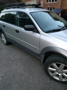 Subaru Outback 2006 toute équipée