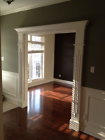 Crown Moulding, Trim and Finish Work