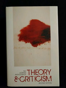 The Norton Anthology of Theory and Criticism 2nd Edition