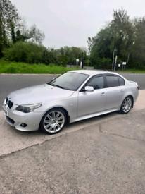 07 BMW 530d MSPORT
