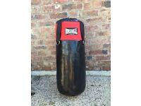 Lonsdale 80cm Punching Bag