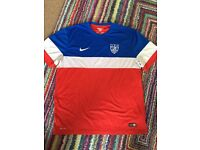 USA Nike dri-fit soccer shirt XL