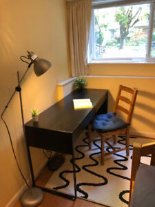 1 Furnished Bedroom Available Now or Sep. 1 in Dunbar!