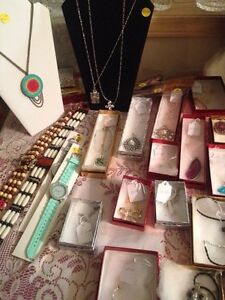 Locally made jewelry open house