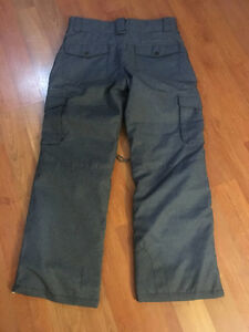 FIREFLY Mason - Men's Insulated Pants \ Snoboard \ ski \ Large West Island Greater Montréal image 2