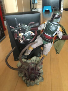 Star wars Sideshow and Hot Toys