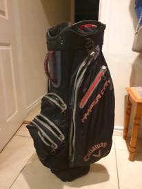 Callaway Hyperdry Golf Bag - Fully Waterproof