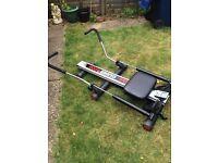 York Glider 2000 Rowing machine. As seen £25