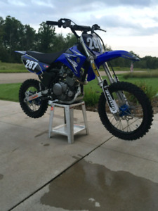 Looking for blown up 03+ YZ85