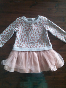12-18m Baby Girl Fall Clothing