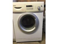 Haier 7 kg washing machine - good condition