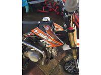 SLAM MXR 125 PIT BIKE