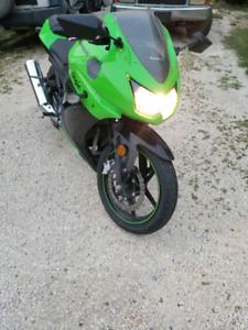 Safetied  2009 Ninja 250