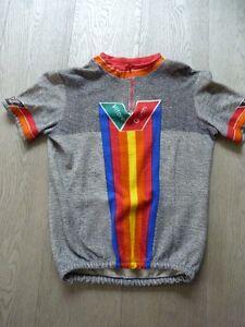 Wool Vittore Giannia Cycling Jersey