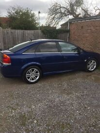 Vauxhall vectra 2 litre