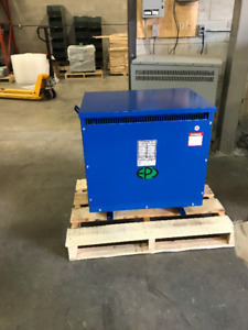 112.5 KVA TRANSFORMERS STEP UP OR STEP DOWN LOW VOLTAGE