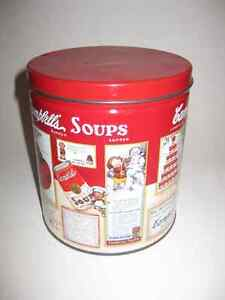 CAMPBELL'S SOUPS COLLECTOR'S TIN BOX Kitchener / Waterloo Kitchener Area image 3