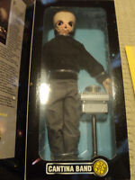 """Star Wars Cantina Band Member 12 """" Figure *NEW IN BOX*"""