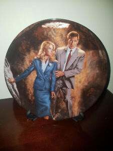 INDIANA JONES and the last Crusade- Vintage Collector's Plate