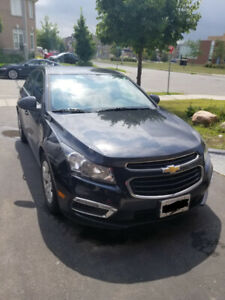 2015-Chevrolet Cruze 1LT with Backup Camera
