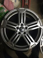 4 Mags Golf R 5x112 pour Volkswagen Audi