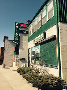 Restaurant on 111 Ave lease or a  building  for sale