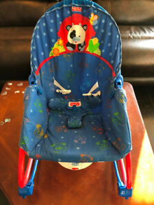 Fisher Price Infant-to-toddler rocking chair