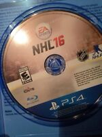 PS4 battlefront and NHL 16 for sale