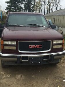 1995 Diesel GMC Sierra 4x4 MUST GO THIS WEEKEND