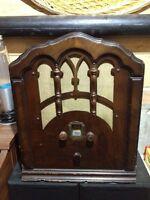 Antique Phonola Radio