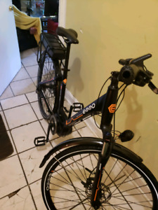 Emmo city 800 electric pedal assist