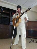 personnificateur Elvis Presley