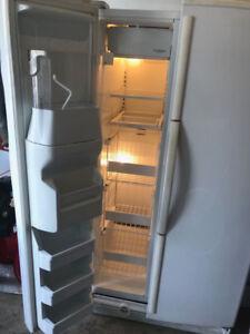 Ready to use Refridgerator and dishwasher