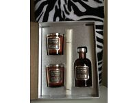 Candle luxury gift set new