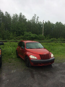 2001 Chrysler PT Cruiser Berline URGENT