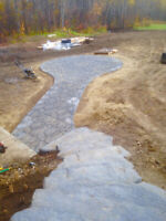 Landscaping and Final grade Services